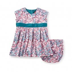 Azuma Sateen Baby Dress
