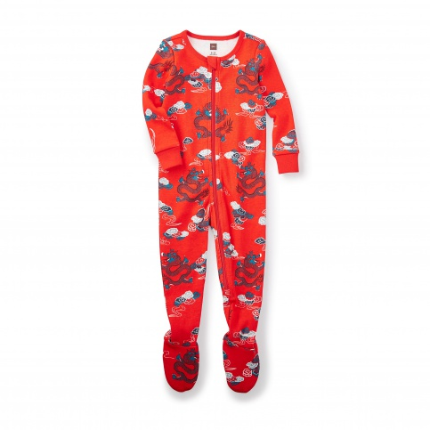 Mizuchi Footed Pajamas