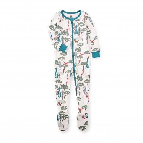 Yoisho Footed Pajamas