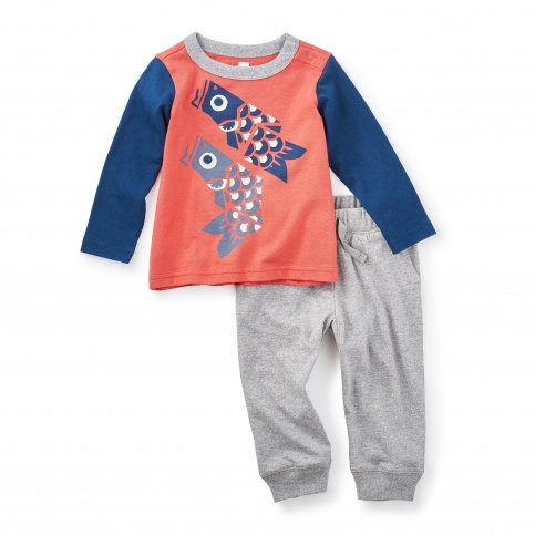 Tako Baby Outfit