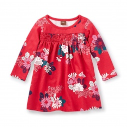 Kata Smocked Dress