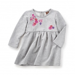 Wago Embroidered Baby Dress