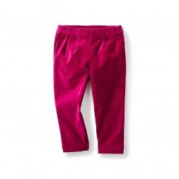 Velvet Baby Pants