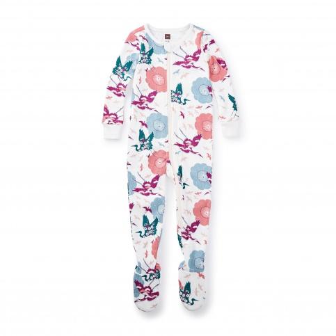 Tanka Footed Pajamas