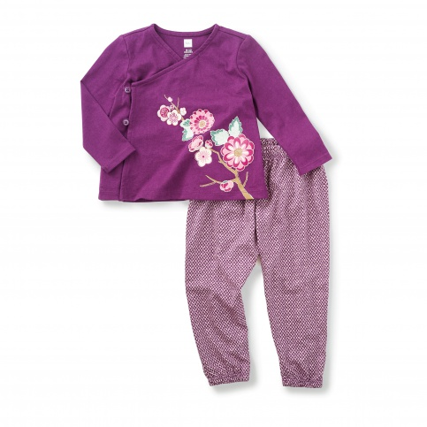 Akira Graphic Baby Outfit