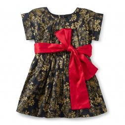 Nagashi Sash Dress