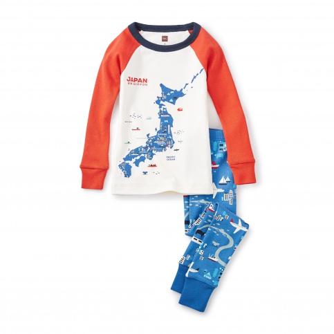 Japan Pajamas