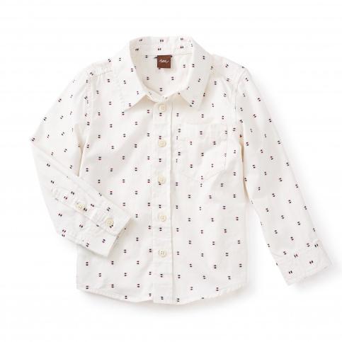 Kazuki Button-Down Shirt
