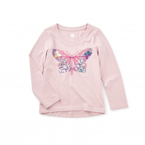 Jun Butterfly Graphic Tee