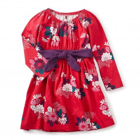 Kata Obi Dress