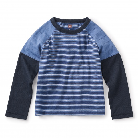 Mizu Colorblock Raglan