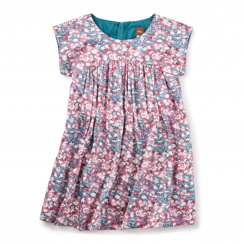 Azuma Sateen Dress