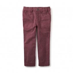 Striped Dress Pants