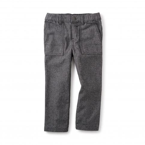Herringbone Dress Pants