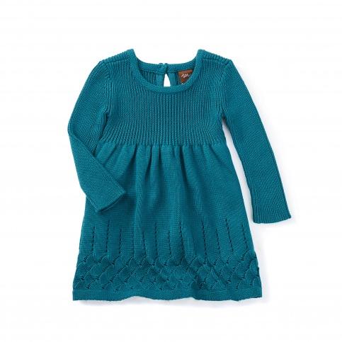 Suzume Baby Sweater Dress