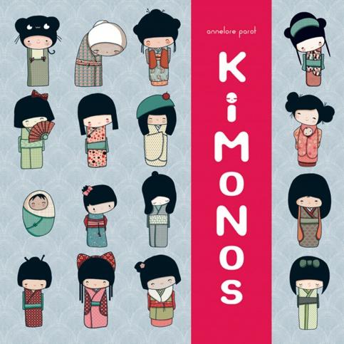 Kokeshi Kimonos