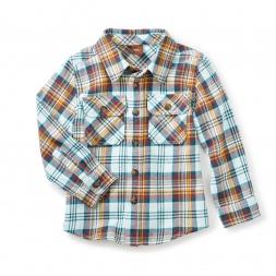 Biwa Flannel Shirt