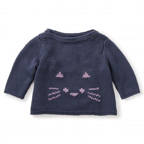 Fuwafuwa Baby Sweater