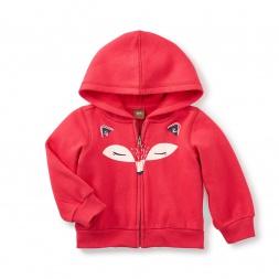 Kitsune Baby Zip Hoodie