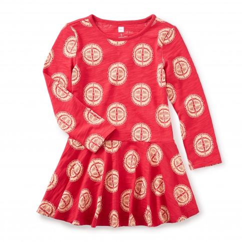 Kaguya Skirted Dress