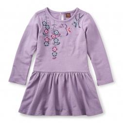 Majime Embroidered Dress