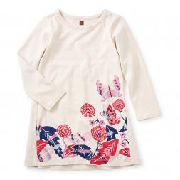 Mikan Graphic Dress