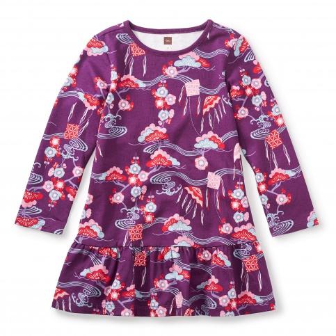Sai Ruffle Dress