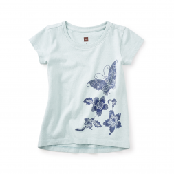 Bali Butterfly Graphic Tee