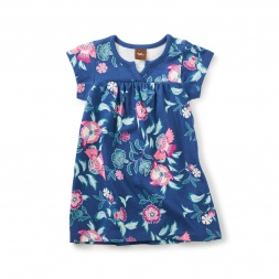 Kyoto Blooms Notch Baby Dress