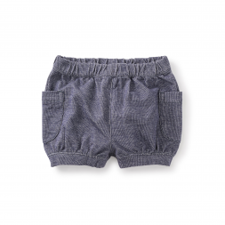 Denim Like Baby Cargo Shorts