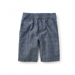 Citizen Chambray Shorts