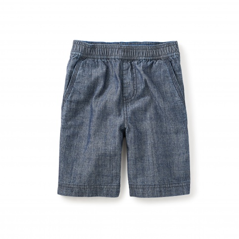 Citizen Chambray Shorts