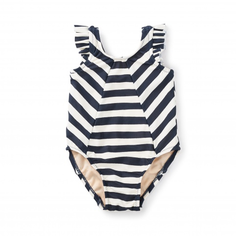 Shell Beach Baby One-Piece