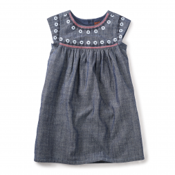 Fig Street Chambray Dress