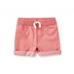 Down by the Sea Cuffed Shorts