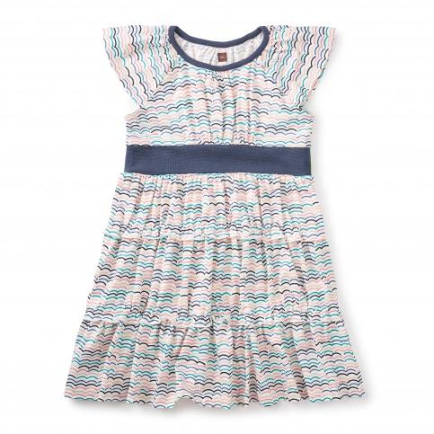 Bondi Wave Twirl Dress