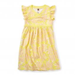 Sadie Wrap Neck Dress