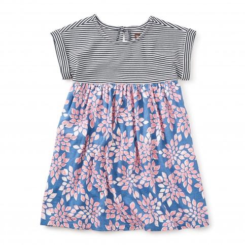 Alexis Two-Tone Dress
