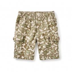 Budgerigar Dreaming Cargo Shorts