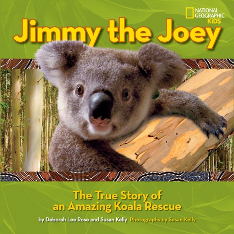 Jimmy the Joey Book
