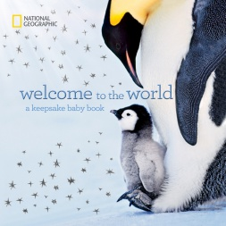 Welcome to the World Keepsake Baby Book
