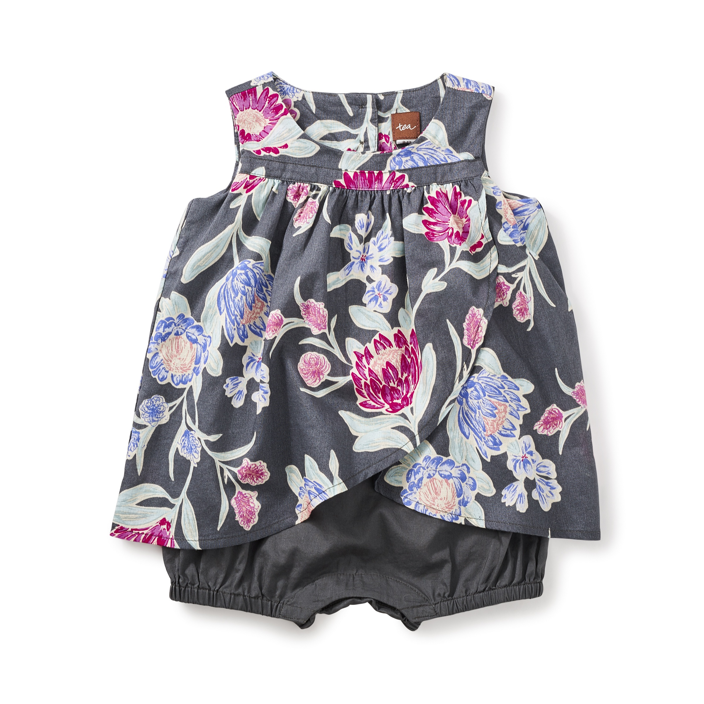Baby Girl Clothes &amp- Newborn Baby Girls Clothing - Tea Collection