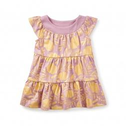 Honey Myrtle Twirl Baby Dress