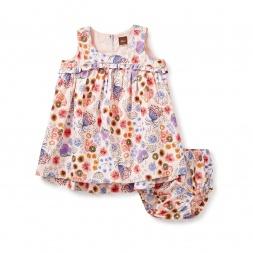 Kantju Hi-Lo Baby Dress