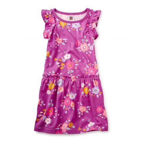 Southern Wonders Flutter Dress