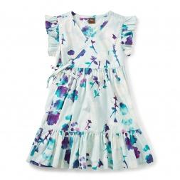 Mala Wrap Dress