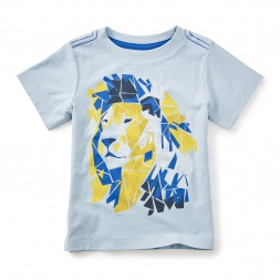 Morocco Lion Graphic Tee