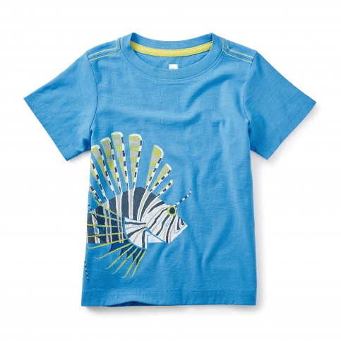 Lion Fish Graphic Tee