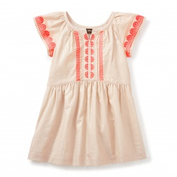 Victoria Embroidered Dress