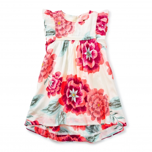 Cassie Hi-Lo Dress